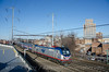Photo 3683<br /> Amtrak; Elizabeth, New Jersey<br /> February 27, 2016