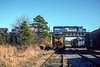 Shore Fast Line and Conrail; Winslow Junction NJ; 12/27/92
