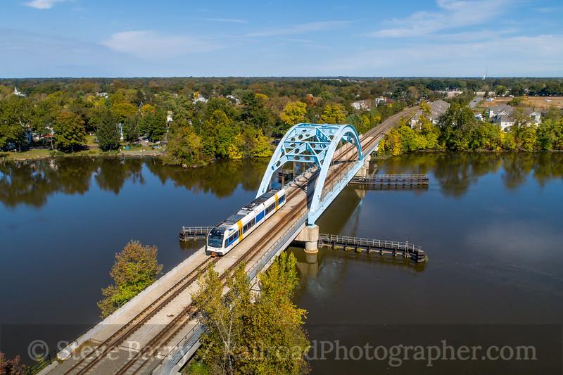 RiverLine (NJT); Riverside NJ; 10/12/19