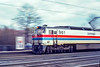 Amtrak; Princeton Junction NJ; 4/1979