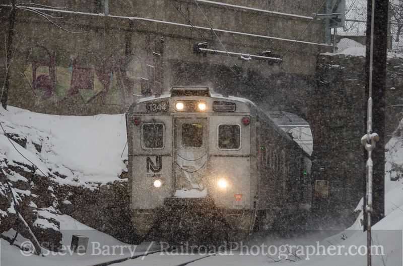 Photo 3315<br /> New Jersey Transit; Peapack, New Jersey<br /> March 1, 2015