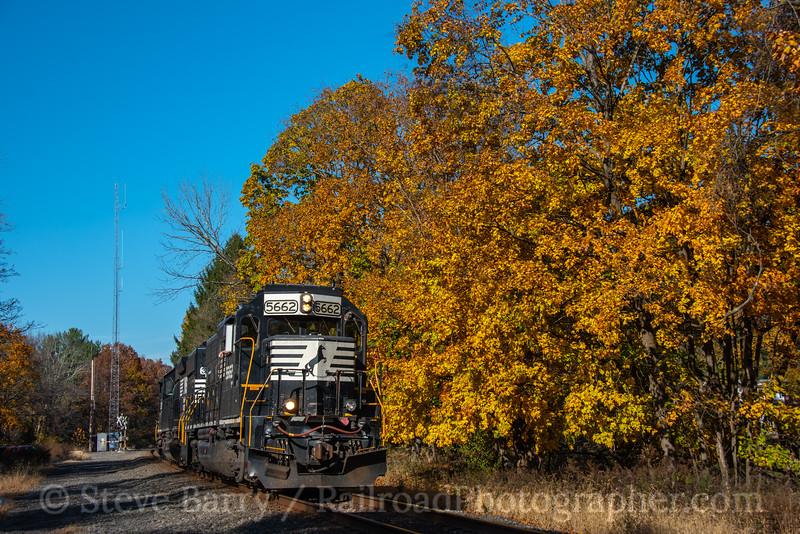 Norfolk Southern; Stanton Station NJ; 11/7/20