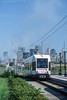 Photo 5200<br /> Hudson Bergen Light Rail (NJT)<br /> Jersey Avenue, Jersey City, New Jersey<br /> September 15, 2001