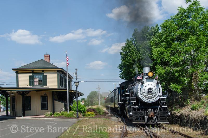 Black River & Western; Flemington NJ; 6/25/16