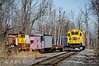 Photo 4054<br /> SMS Rail Services; Pureland Industrial Park, Bridgeport, New Jersey<br /> March 29, 2017