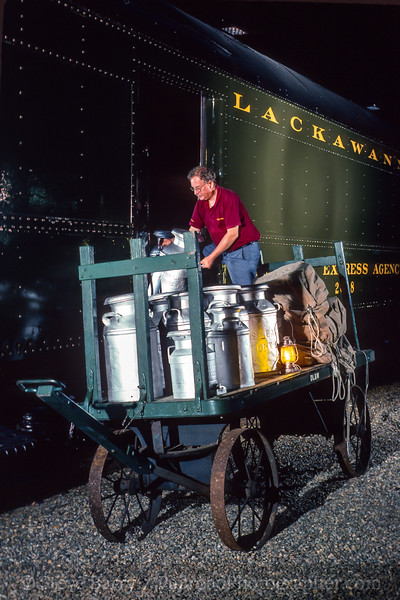 Photo 4586<br /> Whippany Railway Museum<br /> Whippany, New Jersey<br /> July 1994