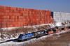 Photo 0817<br /> Conrail Shared Assets; Port Newark, New Jersey<br /> November 2000