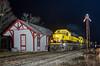 Photo 4026<br /> New York, Susquehanna & Western; Newfoundland, New Jersey<br /> January 11, 2017