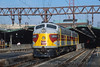 Photo 3593<br /> Delaware, Lackawanna & Western 808; Hoboken, New Jersey<br /> September 8, 2001