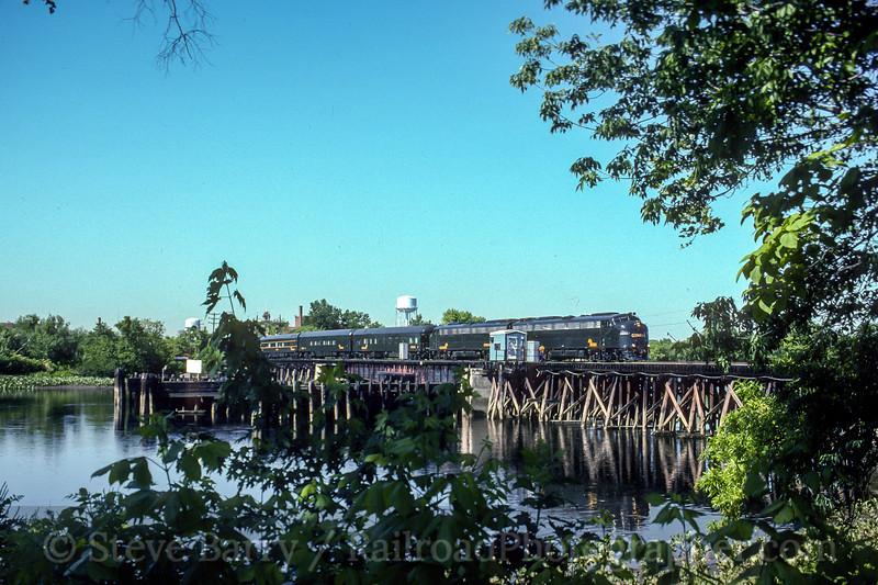 Conrail; Delanco NJ; 5/31/96