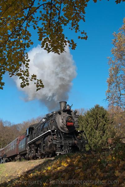 Photo 2257<br /> Belvidere & Delaware River; Carpentersville, New Jersey<br /> November 6, 2011