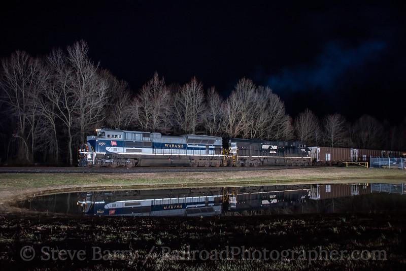 Norfolk Southern (on CSAO); Pedricktown NJ; 12/30/20