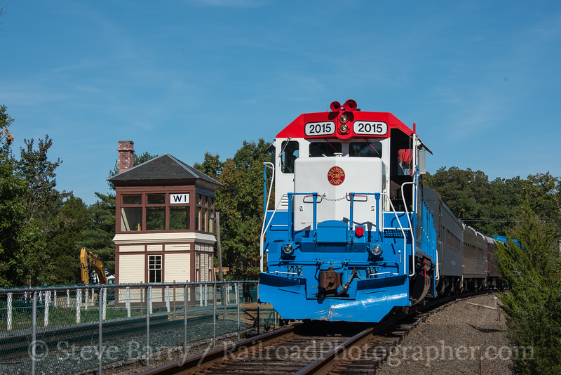 Photo 4380<br /> Cape May Seashore Lines<br /> Richland, New Jersey<br /> October 21, 2017
