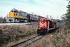 Southern Railroad of New Jersey; Winslow Junction NJ; 11/5/94