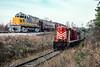 Southern Railroad of New Jersey; Winslow Junction NJ; 11/5/94