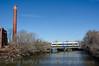 Photo 4043<br /> RiverLine (NJ Transit); Cooper River, Camden, New Jersey<br /> March 5, 2017