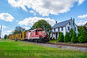 Photo 3518<br /> Southern Railroad of New Jersey; Woodstown, New Jersey<br /> October 15, 2015