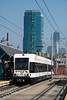 Photo 2319<br /> Hudson Bergen Light Rail (NJ Transit); Marin Boulevard, Jersey City, New Jersey<br /> March 18, 2012