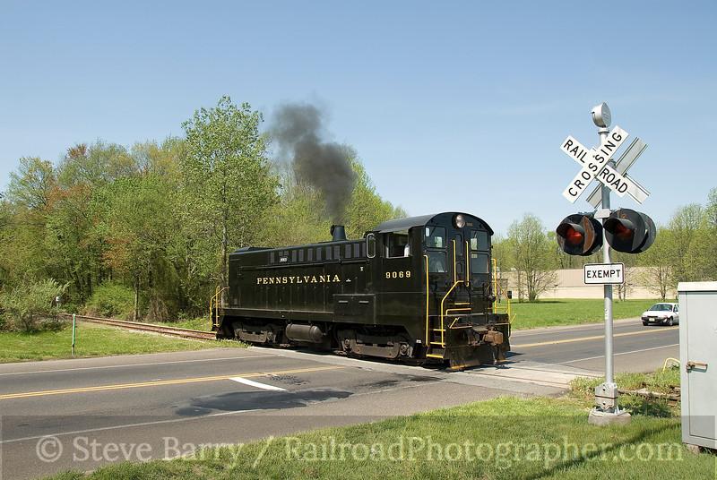 Photo 1382<br /> SMS Rail Services; Bridgeport, New Jersey<br /> April 27, 2009