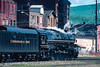 Photo 3616<br /> Chesapeake & Ohio 614; Port Jervis, New York<br /> June 8, 1997