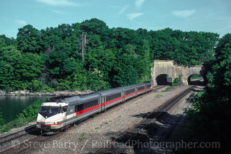 Amtrak; Oscawana NY; 5/29/97