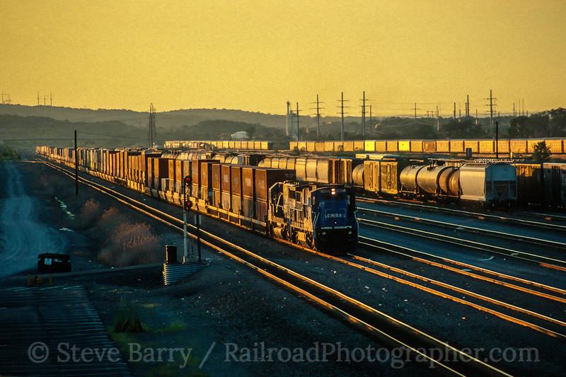 Conrail; Selkirk NY; 7/1998