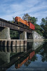Photo 4185<br /> Batten Kill; Middle Falls, New York<br /> September 2003