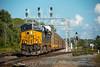 Photo 5208<br /> CSX Transporation<br /> Chili Junction, New York<br /> September 15, 2018