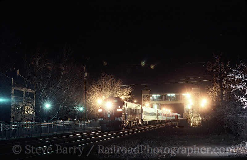 Photo 1416<br /> Metro-North; Garrison, New York