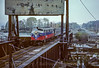Photo 5126<br /> Metro North<br /> New Hamburg, New York<br /> October 1984
