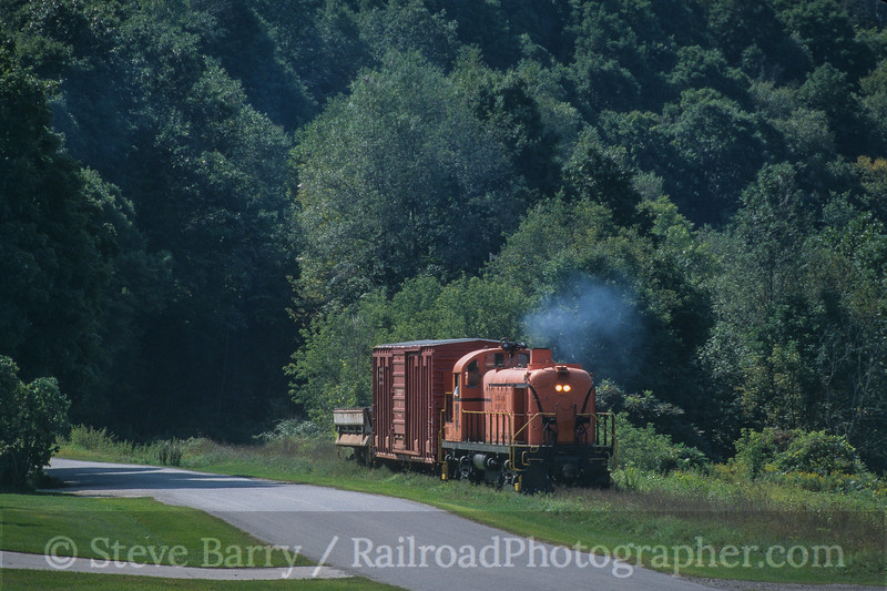 Photo 4183<br /> Batten Kill; Battenville, New York<br /> September 2003