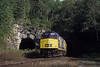 Photo 0220<br /> CSX Transportation; State Line Tunnel, Canaan, New York<br /> September 2000