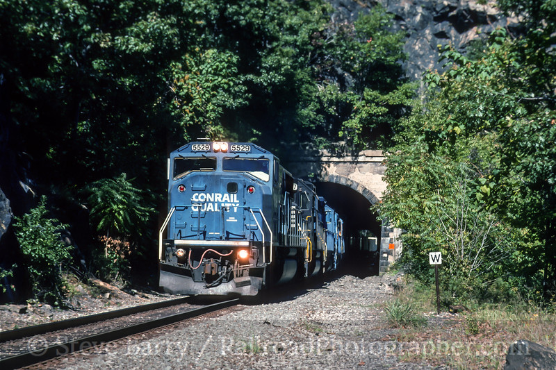 Conrail; Fort Montgomery NY; 9/1995