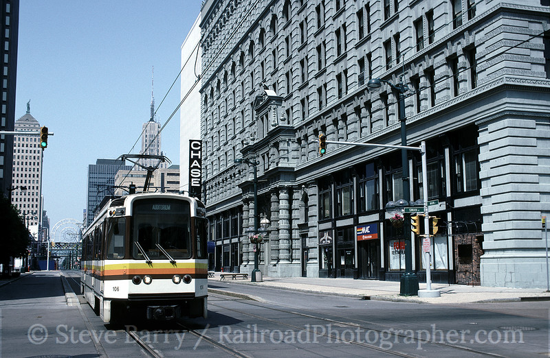 Photo 0823<br /> Niagara Frontier Transportation Authority; Buffalo, New York<br /> July 1993