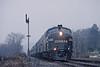 Photo 0850<br /> Conrail; Smithboro, New York<br /> November 25, 1997
