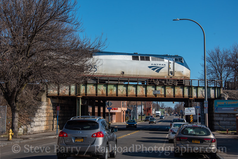 Amtrak; Rochester NY; 3/15/20