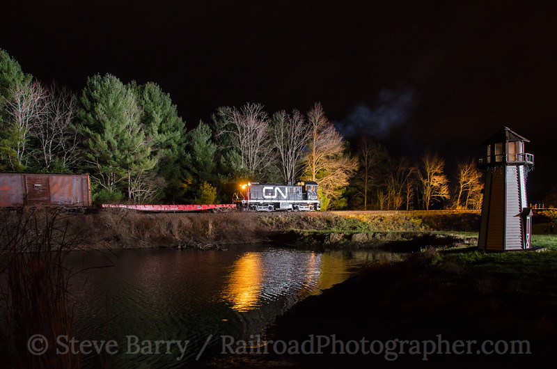 Photo 3591<br /> Cooperstown & Charlotte Valley; Milford, New York<br /> November 14, 2015