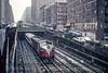Photo 5198<br /> Metro North<br /> Manhattan, New York<br /> April 1991