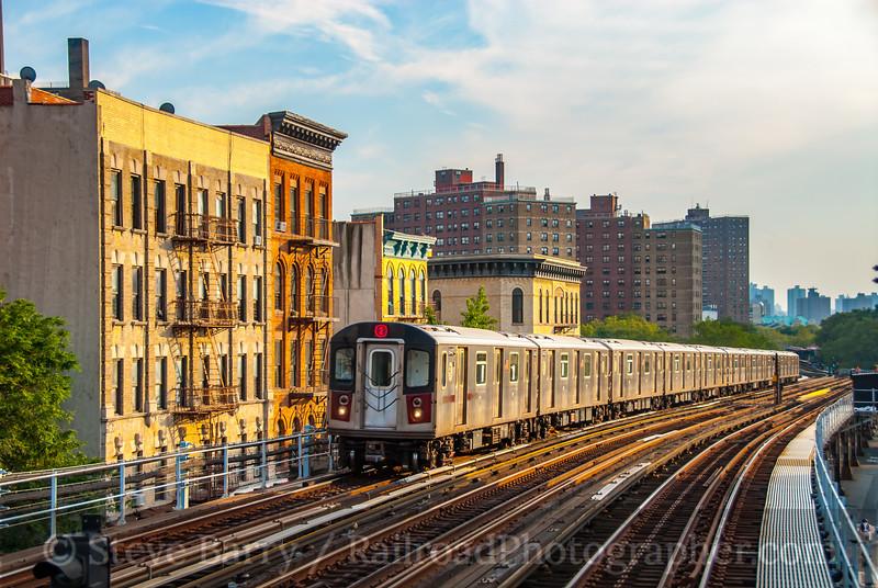 NYC Transit; the Bronx NY; 8/2/08