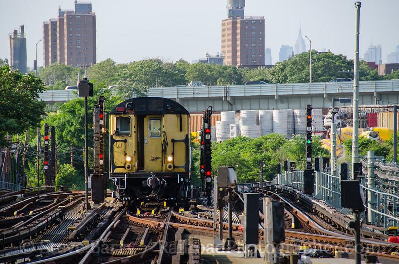 Photo 3821<br /> New York City Transit Authority; Stillwell Avenue, Brooklyn, New York<br /> June 26, 2016