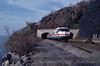 Photo 0010<br /> Amtrak; Breakneck Ridge, Cold Spring, New York<br /> November 1984