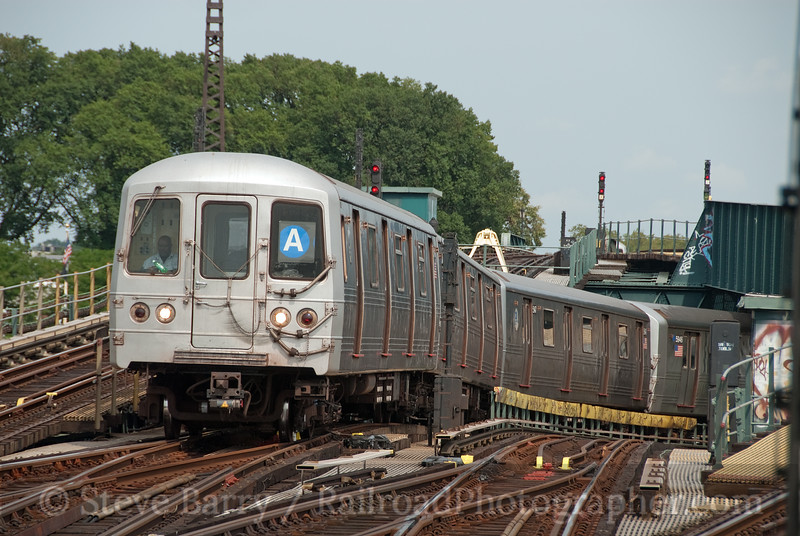 Photo 1936<br /> New York City Transit Authority; Rockaway Boulevard, Brooklyn, New York<br /> August 21, 2010