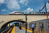 Amtrak and NYCTA; Queens NY; 6/30/19