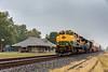 Norfolk Southern; Stryker OH; 9/21/21