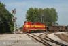 Photo 0702<br /> Wheeling & Lake Erie; Spencer, Ohio<br /> July 16, 2006