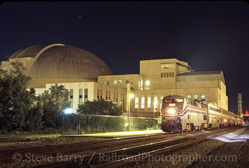 Photo 1650<br /> Amtrak; Cincinnati Union Terminal; Cincinnati, Ohio