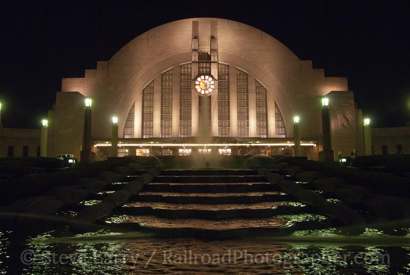 Photo 2175<br /> Cincinnati Union Terminal; Cincinnati, Ohio<br /> August 12, 2011