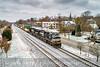 Photo 5402<br /> Norfolk Southern<br /> Glendale, Ohio<br /> November 27, 2018