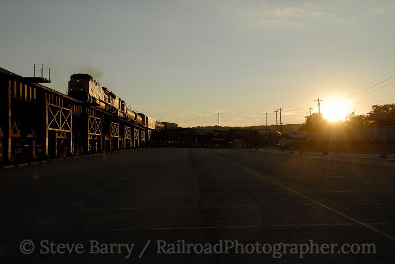 Photo 1311<br /> CSX Transportation; Cincinnati, Ohio<br /> August 11, 2008