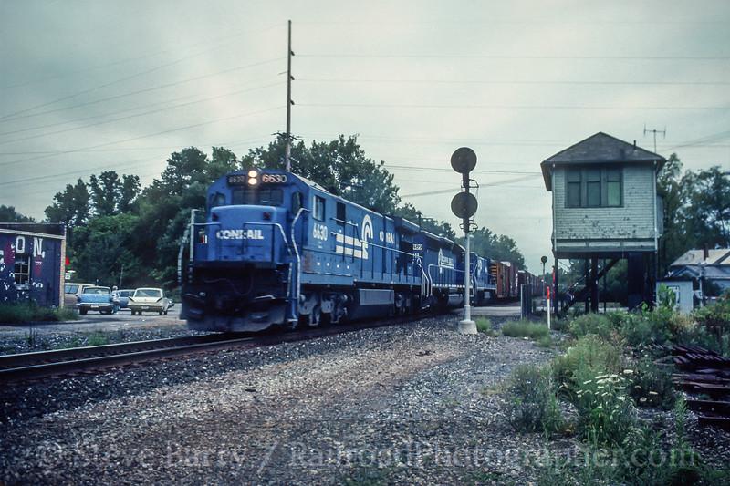 Conrail; Grafton OH; 9/1995